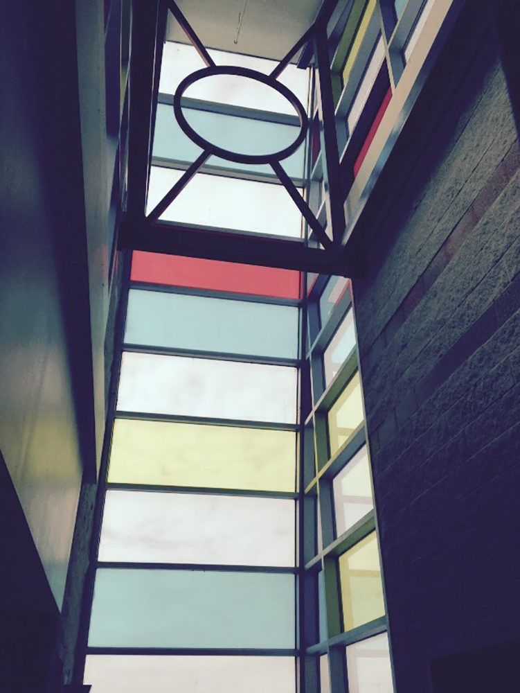 Coloured glass windows - Envirofilms