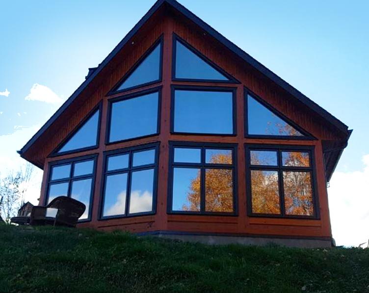 House exterior- Envirofilms