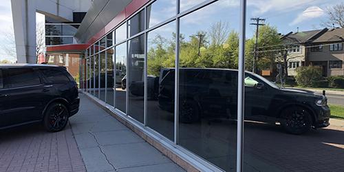Commercial glass - Envirofilms Window Film Ottawa