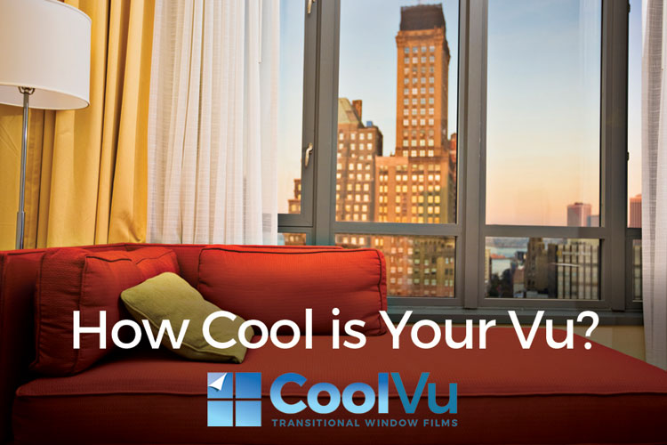CoolVu Transitional Window Films Ottawa